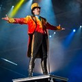 Brian Crawford Scott climbed to the top from Live Oak High School theatre productions to ringmaster for Ringling Bros. and Barnum & Bailey. (video)