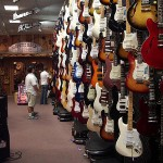 Silicon Valley is home to several guitar shops that are sure to have the instrument that you're looking for.