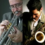 John Worley and Oscar Pangilinan host the Hedley Club Jazz Jam on the first and third Wednesday of every month. (video)