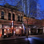 Loft Bar and Bistro has gained a reputation for their Thursday night jazz series.