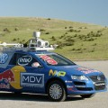 Google's robot car has proven to be pretty reliable, going 140,000 miles without an accident or ticket until a recent dust-up. But, Google says the accident was the result of human error.