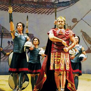Mozart's 'Idomeneo'