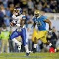 Brandon Rutley and the San Jose State Spartans hope to run to victory for the first time in almost a year Saturday when they take on Nevada. (Photo courtesy of Terrell Lloyd, San Jose State Athletics)