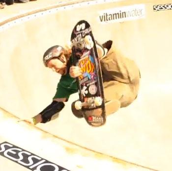 Video: Tim Brauch Memorial Skateboarding Contest