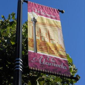 Stroll the Alameda