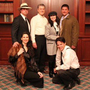 Murder Mystery Dinners at Bella Mia