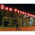 San Pedro Square Market is one of the last private projects to be funded by the San Jose Redevelopment Agency.
