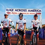 THE INCREDIBLE JOURNEY Everything seems possible at the start of Race Across America, maybe even finishing the grueling competition