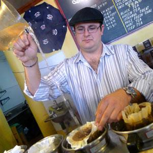 SJ Q&A: Nick Taptelis, Philz Coffee Shop