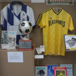 Soccer Exhibit Highlights San Jose Teams