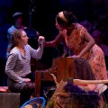 Jayne Deely as 'Cassy' and Laiona Michelle as 'Clementine' in the world premiere of 'Clementine in the Lower 9' at TheatreWorks.