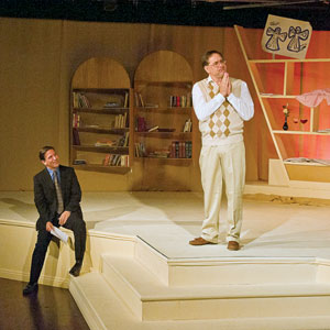 Tabard Theatre: 'The Story of My Life'
