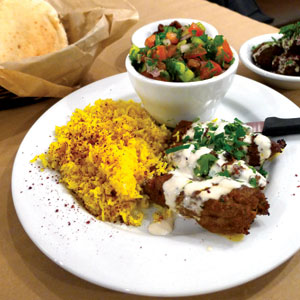 Review: Oren's Hummus Shop