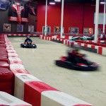 Indoor Race Venue Offers Sense of Speed