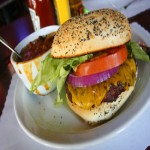 The burger at Henry's Hi Life never goes out of style.