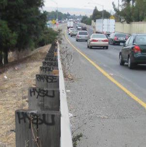 Police Arrest Suspected Graffiti Gang HYSU