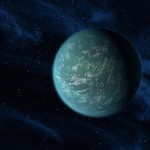 Scientists discovered a new planet, Kepler 22b, on Monday, which they say has conditions similar to Earth.