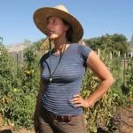 Veggielution's Amie Frisch is an urban ag pioneer.