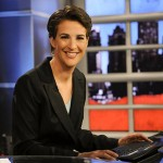 MSNBC news show host Rachel Maddow will be in San Jose on Feb. 25 to accept the John Steinbeck Award.
