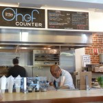 Little Chef Counter's menu changes twice a month.