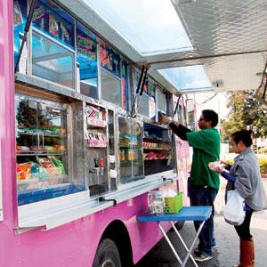 Food Truck: Chutney Mary's