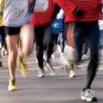 STEPPING LIVELY: On Sunday, runners can test their stamina in the first 408K Race to the Row.