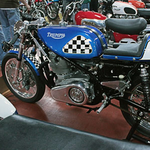 Clubman's All-British Motorcycle Show and Swap Meet