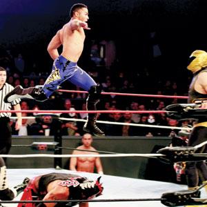 Lucha Libre comes to San Jose