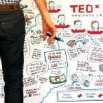 MAKE A MARK:  Speakers at last weekend's TEDx event dropped a fair amount of knowledge on attendees in addition to some radical (crazy?) ideas about the future.