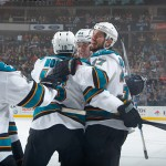 Tickets for the first two playoff games at HP Pavilion go on sale April 7.
