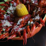 Crawdaddy serves boiled crawfish as hot as you can handle--and then some.