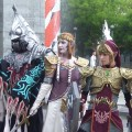 A variety of events are planned for the Anime Convention, Memorial Day Weekend in San Jose.