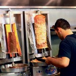 SLICE AND DICE: Robee's Falafel is a shawarma hub in San Jose.