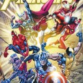 Avengers vs. X-Men is selling like ridiculous hotcakes