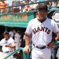 PLAY BALL Andy Skeels has lead the San Jose Giants as Manager for three years. Photo by Tony Medina.