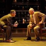 Bill wilson (left, played by Ray Chambers) and Dr. Bob Smith (Robert Sicular). PHOTO CREDIT: Kevin Berne