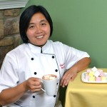 Linda Santoso spent 15 years in the tech industry before starting dessert business Color Me Sweet and later Li'l Puffs.