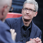 Apple CEO Tim Cook recently sat down to discuss his predecessor, Steve Jobs, and Apple's super-secret operations.
