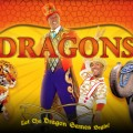The Asian-themed circus designed to honor of the spirit of the dragon.