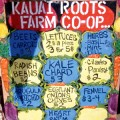 DON'T BE LATE: Fresh produces sells out quickly at the Koloa market on Kauai.