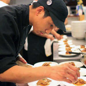 Q&A: Robert Dasalla, Little Chef Counter