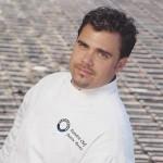 Restaurant O chef Justin Perez.