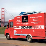 HAVE SOUP WILL TRAVEL: The Chowder Mobile will be at Foodie Fun on the Run Aug. 25.