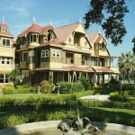 Flashlight tours will be held nightly through the Winchester Mystery House for Fright Night.