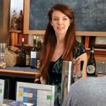 HELP ON TAP: Sommelier and beer lover Jenny Merit of Wine Affairs stands ready to find the right beer for every customer.
