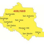 On Saturday, the area code 669 will be introduced to the South Bay.