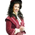HAPPY ABOUT 'LES MIS'  CMTÕs production of the famed musical features many colorful period costumes.