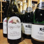 TOAST LOCAL: Some of the best sparkling wines for celebrations like New Year's Eve can be found at Kirigin Cellars in Gilroy.