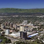 San Jose's housing market experienced a sharp upward swing in 2012.