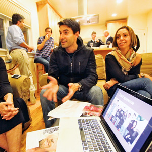 SiliconHouse Accepts Entrepreneurs